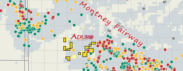 Aduro Montney Well Performance